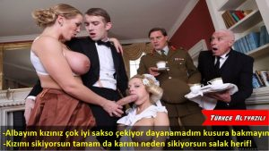 Albayın Kızını Sikti